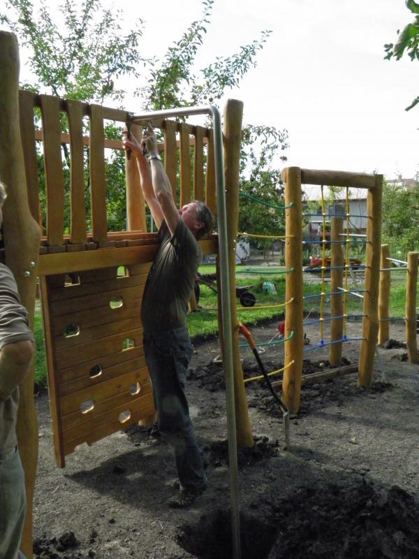 Renovace a opravy v obci