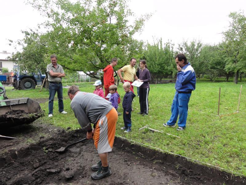 Dětské hřiště-Štěnec-30.7.2011