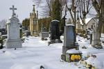 Jenišovice - hřbitov
