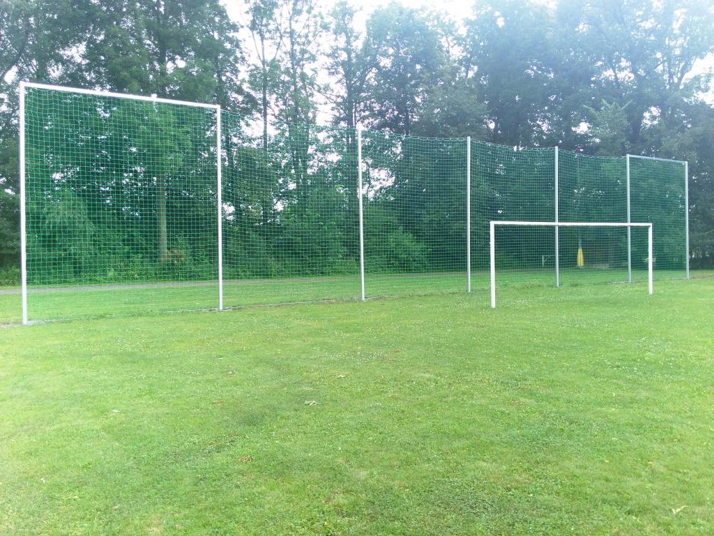 Renovace sítí - fotbalové hřiště 2016