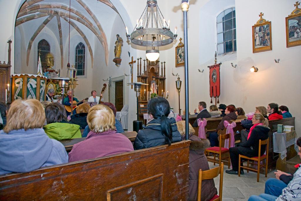 Vánoční koncert v kostele 2015