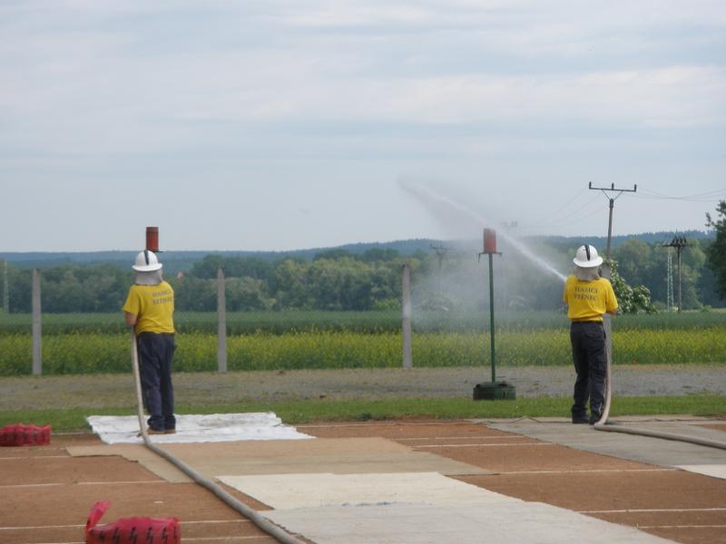 Požární sport Stradouň 12.6.2010