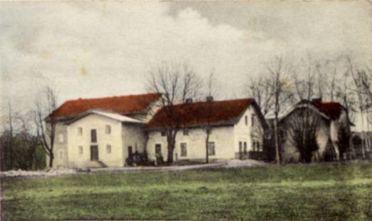 Bývalý mlýn - historie