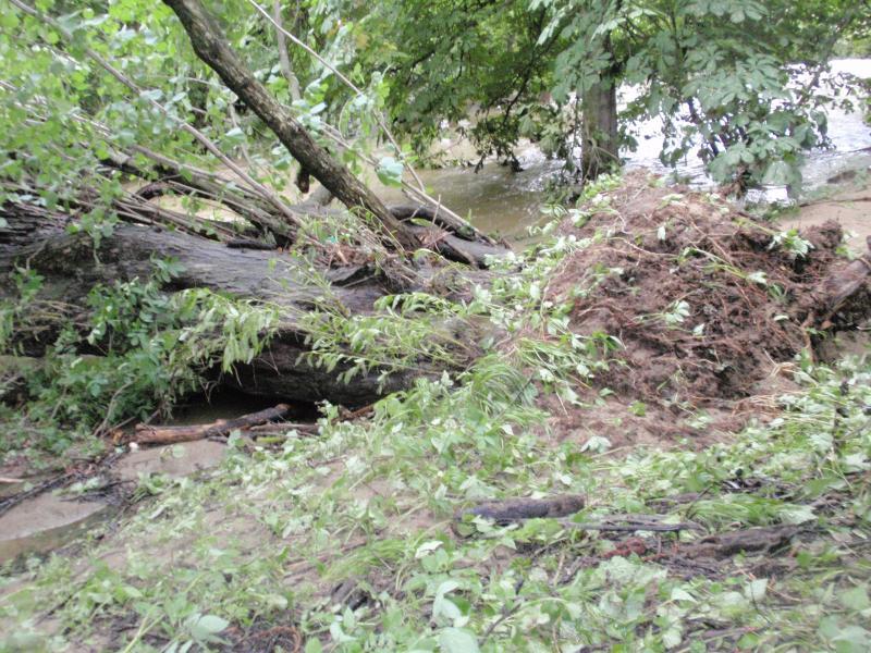 Povodeň červen 2013
